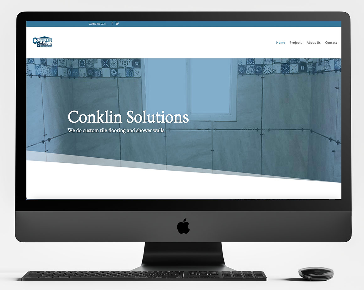 Conklin Solutions Mock Up